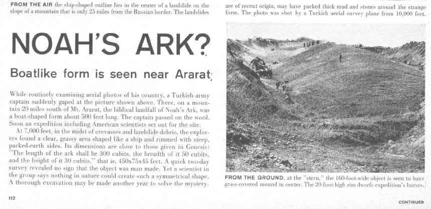 noahs ark outline
